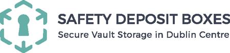 Safety Deposit Boxes Dublin Logo